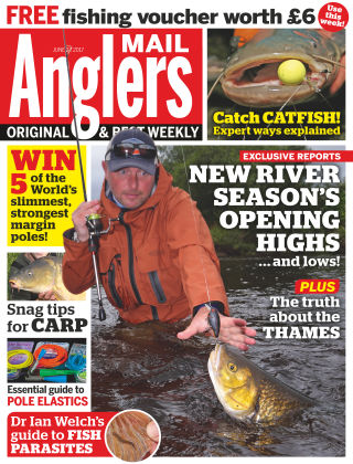 Angler's Mail 27th June 2017