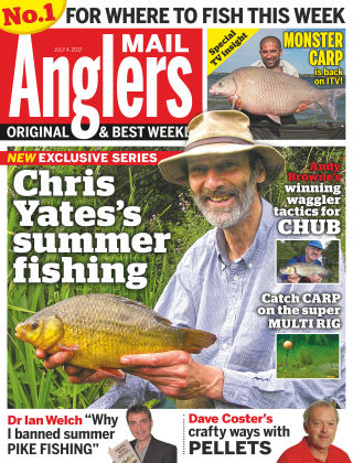 Angler's Mail 4th July 2017