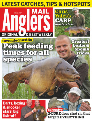Angler's Mail 11th July 2017