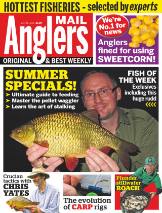 Angler's Mail 18th July 2017