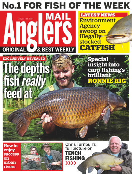 Angler's Mail August 15, 2017 00:00