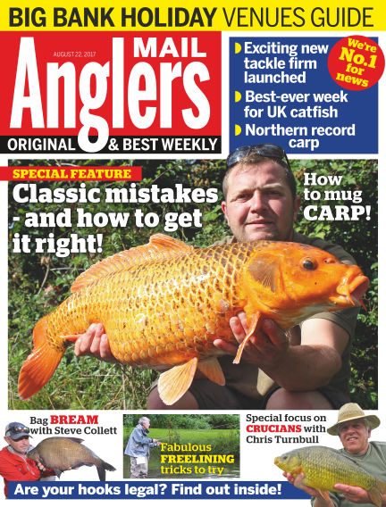 Angler's Mail August 22, 2017 00:00