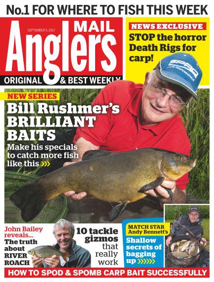 Angler's Mail September 05, 2017 00:00