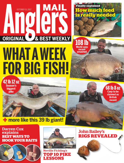 Angler's Mail October 31, 2017 00:00