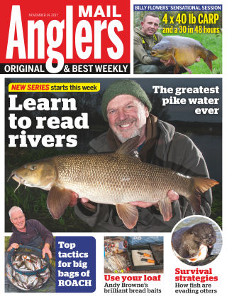 Angler's Mail 14th December 2017