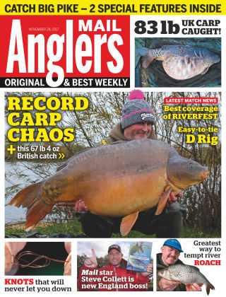 Angler's Mail 28th November 2017
