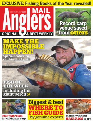 Angler's Mail 5th December 2017