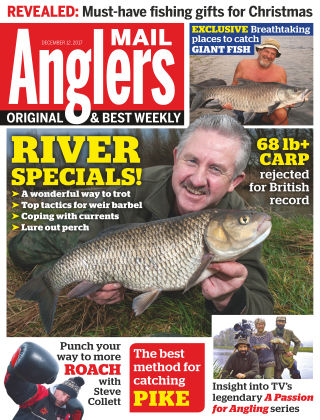 Angler's Mail 12th December 2017