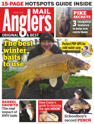 Angler's Mail 9th January 2018