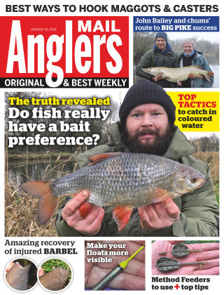 Angler's Mail 16th January 2018