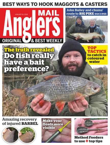 Angler's Mail January 16, 2018 00:00
