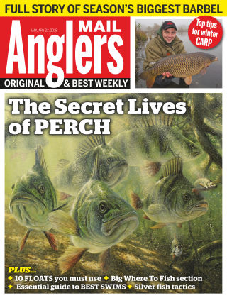Angler's Mail 23rd January 2018