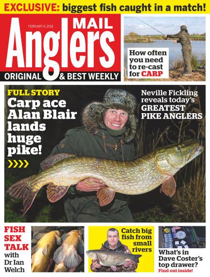 Angler's Mail February 06, 2018 00:00