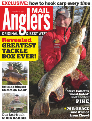 Angler's Mail 27th February 2018