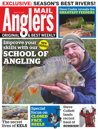 Angler's Mail 13th March 2018