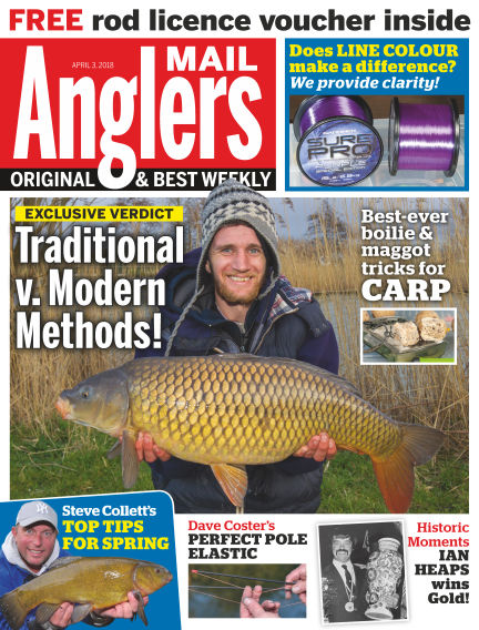 Angler's Mail April 03, 2018 00:00