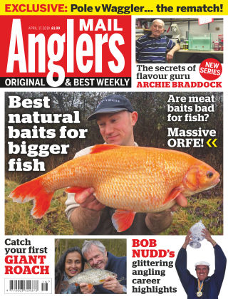 Angler's Mail 17th April 2018