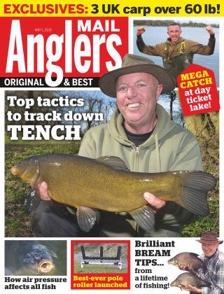 Angler's Mail 1st May 2018