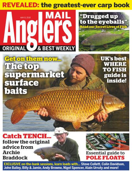 Angler's Mail May 08, 2018 00:00