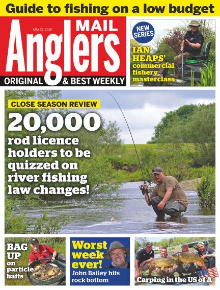 Angler's Mail May 22, 2018 00:00