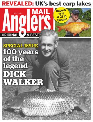 Angler's Mail 29th May 2018