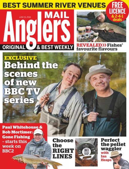 Angler's Mail June 19, 2018 00:00