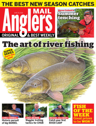 Angler's Mail 26th June 2018