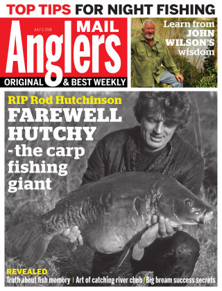 Angler's Mail 3rd July 2018