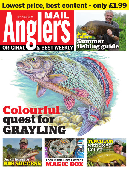 Angler's Mail July 17, 2018 00:00