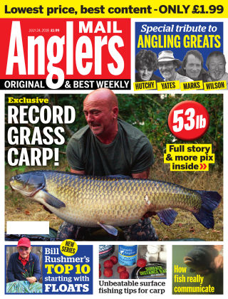 Angler's Mail 24th July 2018