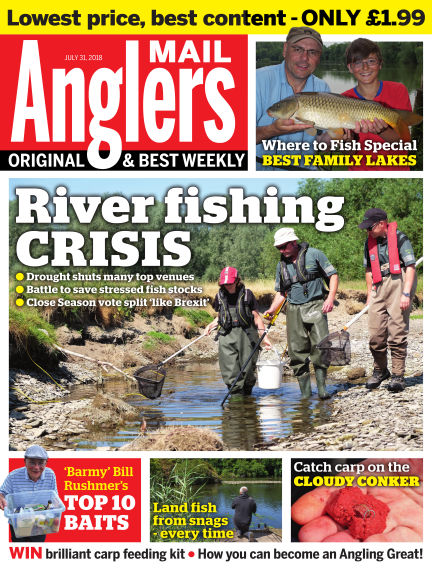 Angler's Mail July 31, 2018 00:00