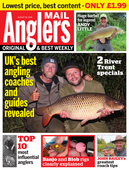 Angler's Mail August 28, 2018 00:00