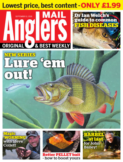 Angler's Mail September 11, 2018 00:00