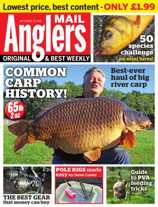 Angler's Mail 18th September 2018
