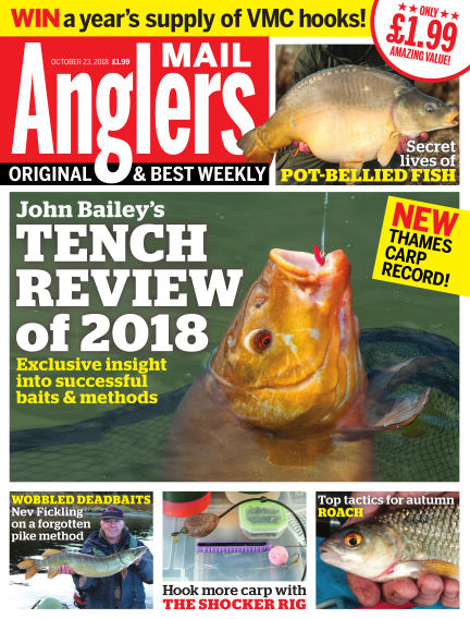 Angler's Mail October 23, 2018 00:00