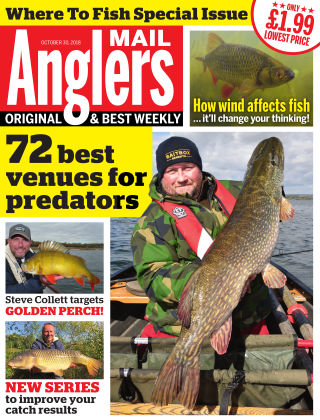 Angler's Mail 30th October 2018