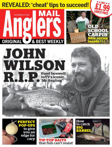 Angler's Mail November 20, 2018 00:00