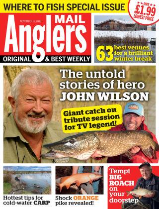 Angler's Mail Nov 27 2018