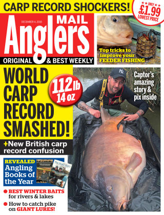 Angler's Mail Dec 4 2018
