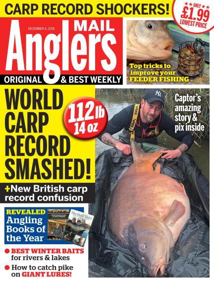 Angler's Mail December 04, 2018 00:00