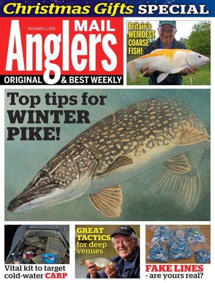 Angler's Mail December 11, 2018 00:00