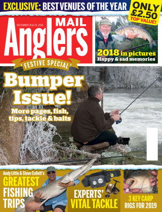 Angler's Mail Dec 18 2018