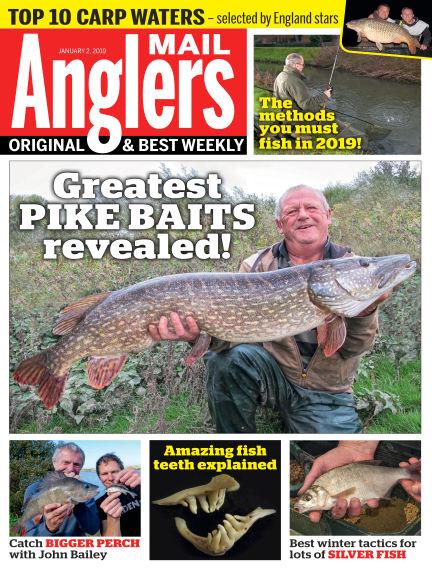 Angler's Mail January 02, 2019 00:00