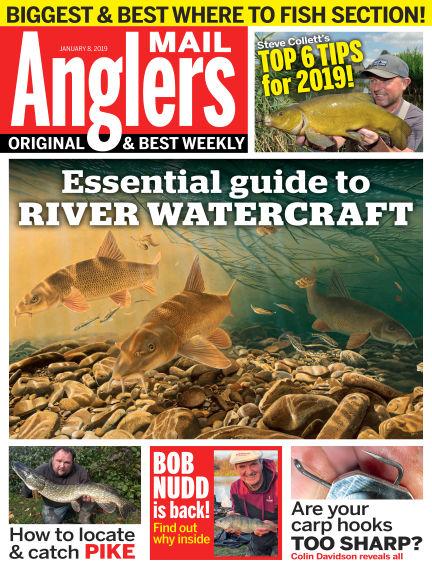 Angler's Mail January 08, 2019 00:00