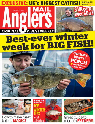 Angler's Mail Jan 15 2019