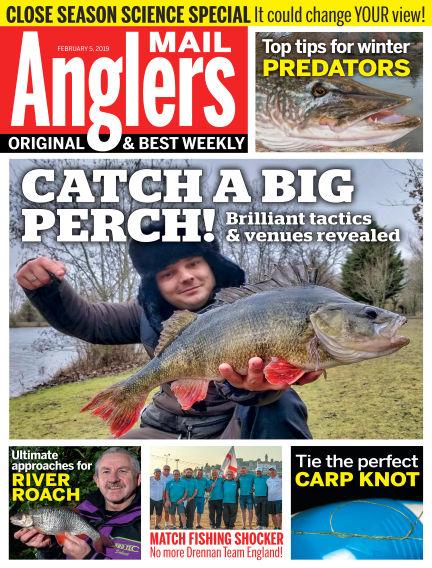 Angler's Mail February 05, 2019 00:00