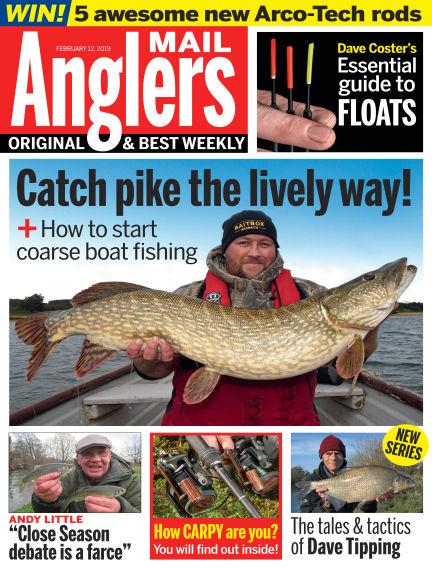 Angler's Mail February 12, 2019 00:00