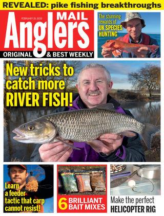 Angler's Mail Feb 19 2019