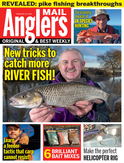 Angler's Mail February 19, 2019 00:00