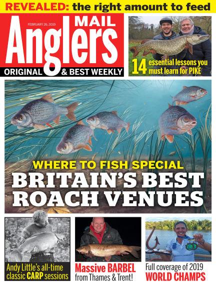 Angler's Mail February 26, 2019 00:00